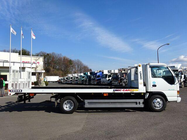 いすゞ H10 エルフ キャリアカー 積載3.5t 車検付 画像6