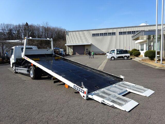 いすゞ H10 エルフ キャリアカー 積載3.5t 車検付 画像8
