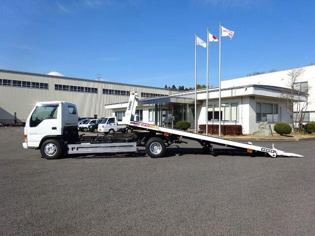 いすゞ H10 エルフ キャリアカー 積載3.5t 車検付 画像5
