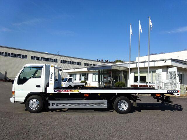 いすゞ H10 エルフ キャリアカー 積載3.5t 車検付 画像4