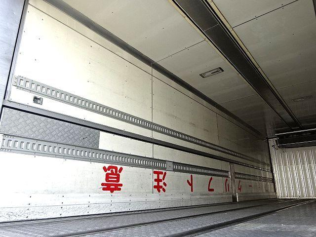 三菱 H21 スーパーグレート ハイルーフ 低温冷凍ウィング 画像10