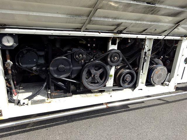 三菱 H21 スーパーグレート ハイルーフ 低温冷凍ウィング 画像13