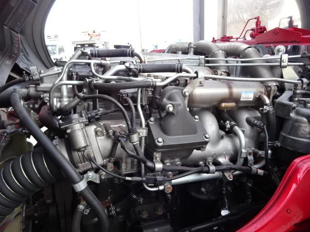 三菱 H21 スーパーグレート ハイルーフ 低温冷凍ウィング 画像23
