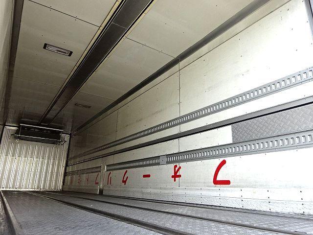 三菱 H21 スーパーグレート ハイルーフ 低温冷凍ウィング 画像11