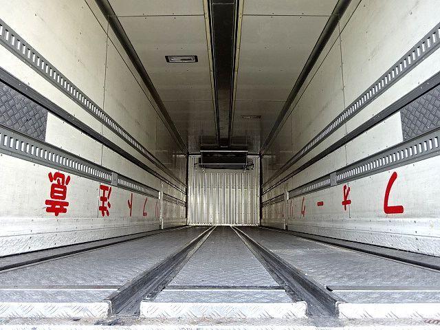 三菱 H21 スーパーグレート ハイルーフ 低温冷凍ウィング 画像9