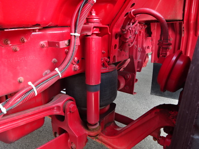 三菱 H21 スーパーグレート ハイルーフ 低温冷凍ウィング 画像21