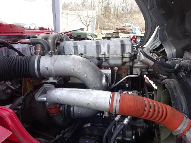 三菱 H21 スーパーグレート ハイルーフ 低温冷凍ウィング 画像22