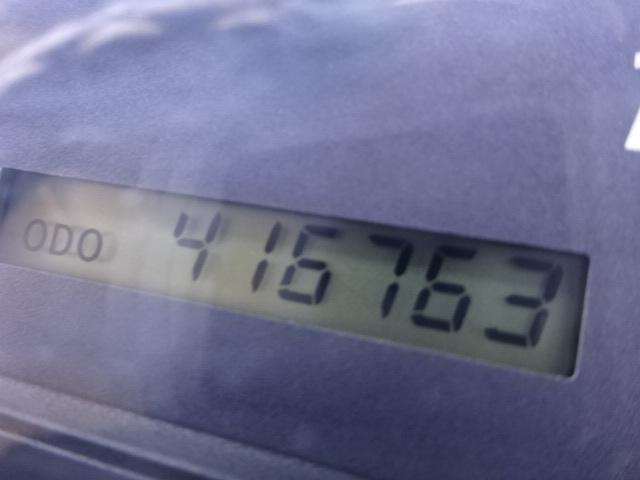 いすゞ H27 ギガ 4軸低床冷凍ウィング 画像26