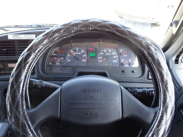 いすゞ H27 ギガ 4軸低床冷凍ウィング 画像25