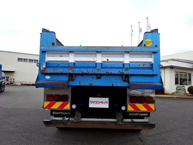三菱 H25 スーパーグレート ダンプ 510x220 画像8