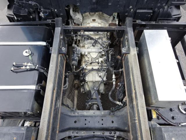 三菱 H25 スーパーグレート ダンプ 510x220 画像17