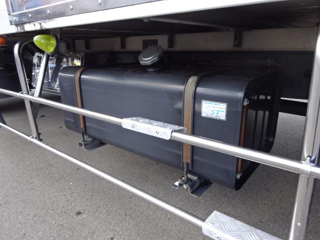 三菱 H20 ファイター ワイド 低温冷凍車 画像18