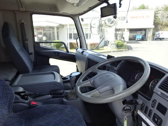 三菱 H20 ファイター ワイド 低温冷凍車 画像21
