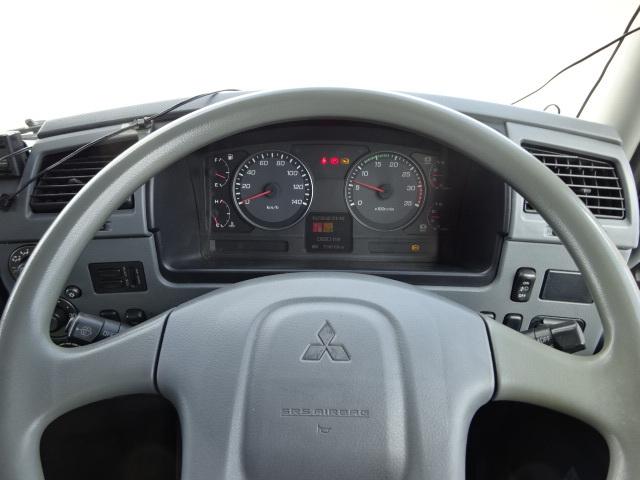 三菱 H20 ファイター ワイド 低温冷凍車 画像22