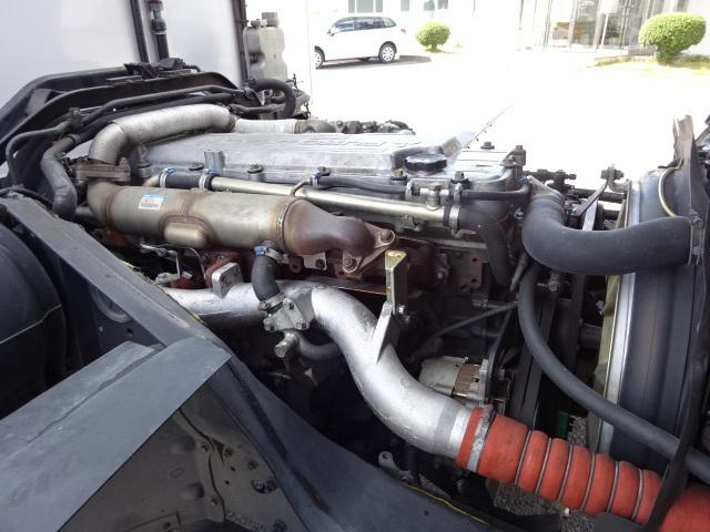 三菱 H20 ファイター ワイド 低温冷凍車 画像20