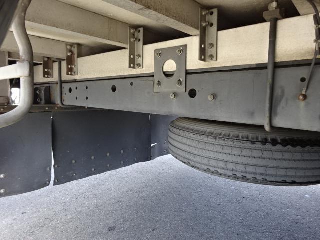 三菱 H20 ファイター ワイド 低温冷凍車 画像16