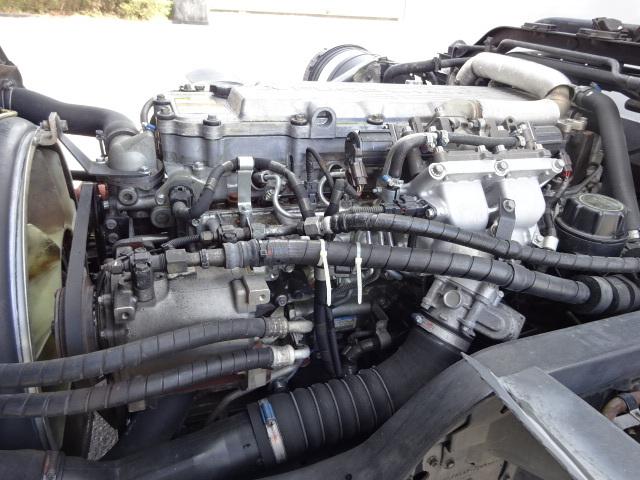 三菱 H20 ファイター ワイド 低温冷凍車 画像19