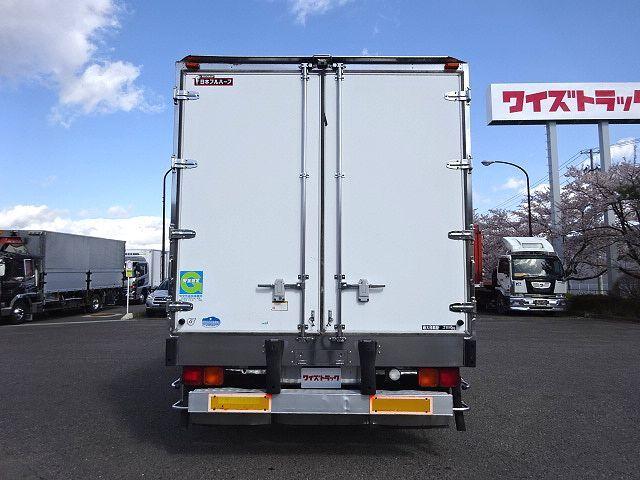 三菱 H20 ファイター ワイド 低温冷凍車 画像9