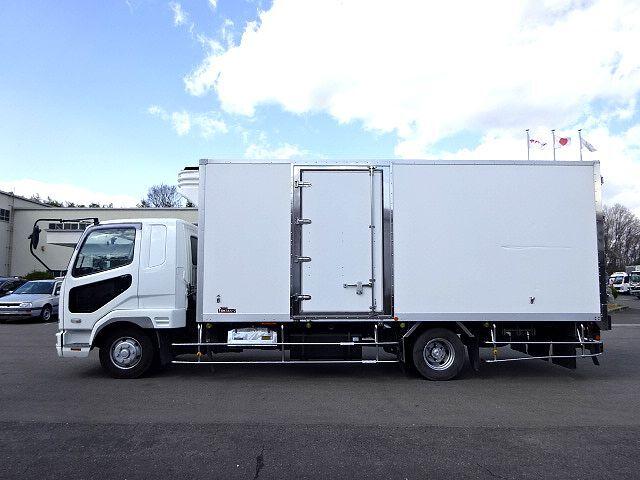 三菱 H20 ファイター ワイド 低温冷凍車 画像4
