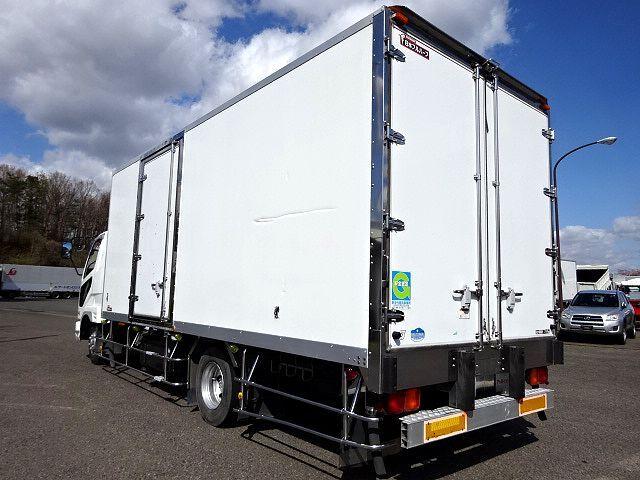 三菱 H20 ファイター ワイド 低温冷凍車 画像10