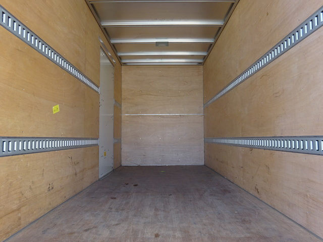 いすゞ H28 エルフ ロング アルミバン 車検付 画像3