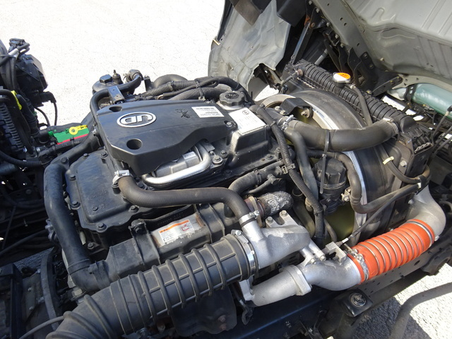 UD H24 コンドル セミワイド アルミブロック PG 車検付 画像20