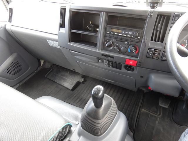 いすゞ H27 エルフ ワイド ロング アルミバン PG付 画像21