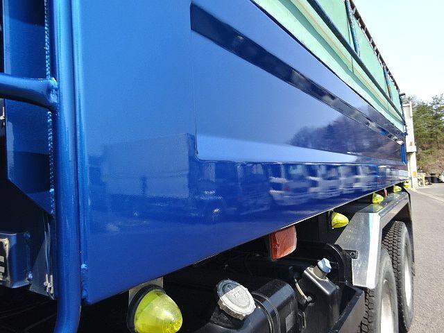 三菱 H26 スーパーグレート ダンプ 車検付 画像14