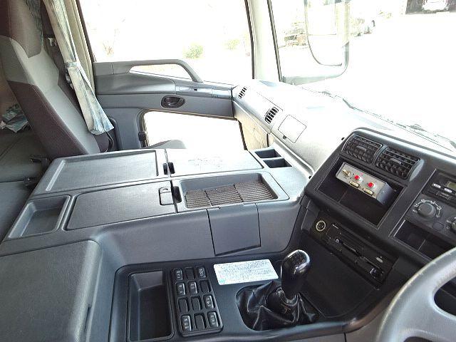 三菱 H26 スーパーグレート ダンプ 車検付 画像26