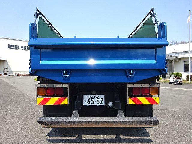 三菱 H26 スーパーグレート ダンプ 車検付 画像8