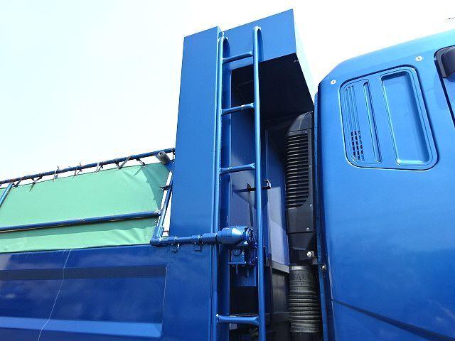 三菱 H26 スーパーグレート ダンプ 車検付 画像12