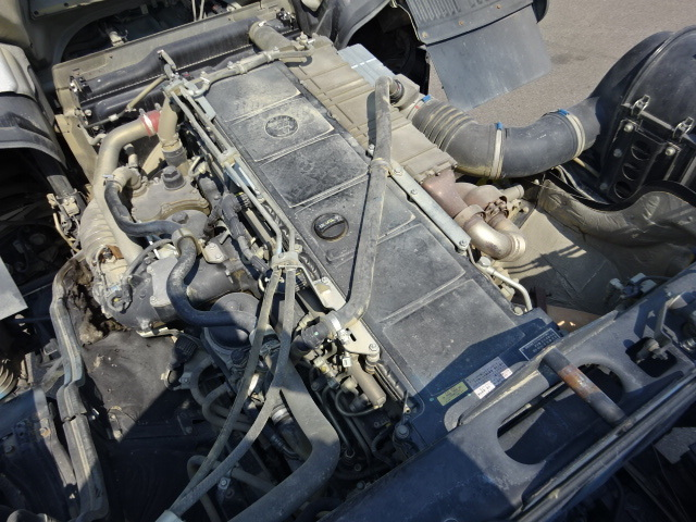 三菱 H26 スーパーグレート ダンプ 車検付 画像29