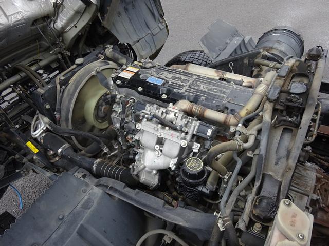 三菱 H27 ファイター 増トン ワイド 平 3段クレーン 画像20