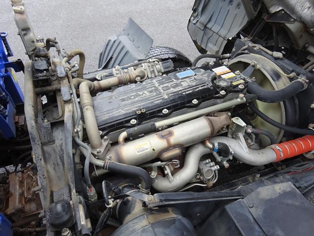 三菱 H27 ファイター 増トン ワイド 平 3段クレーン 画像21
