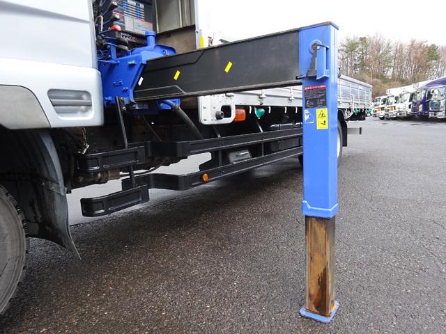 三菱 H27 ファイター 増トン ワイド 平 3段クレーン 画像10
