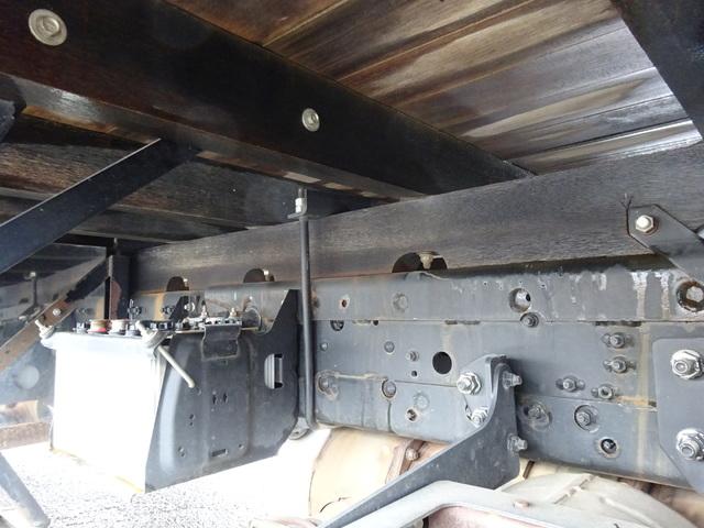 三菱 H27 ファイター 増トン ワイド 平 3段クレーン 画像15