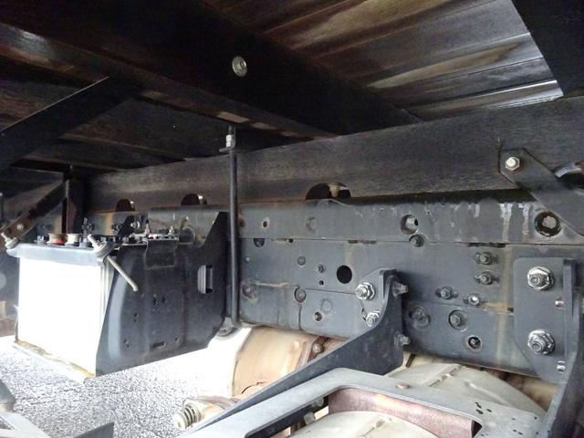 三菱 H27 ファイター 増トン ワイド 平 3段クレーン 画像16