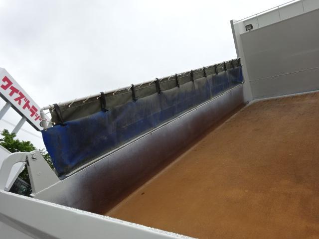 日野 H25 プロフィア ダンプ 車検付き 530x220 画像11