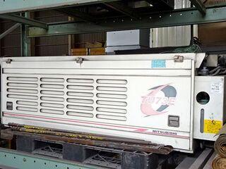 菱重 冷凍機 サブエンジン スタンバイ付 TU73E