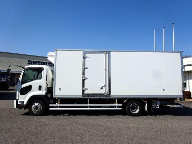 いすゞ H27 フォワード 低温冷凍車 格納PG 画像5