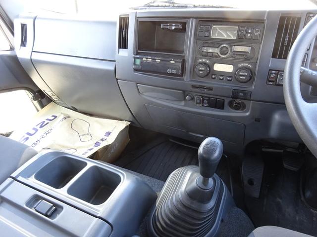 いすゞ H27 フォワード 低温冷凍車 格納PG 画像24