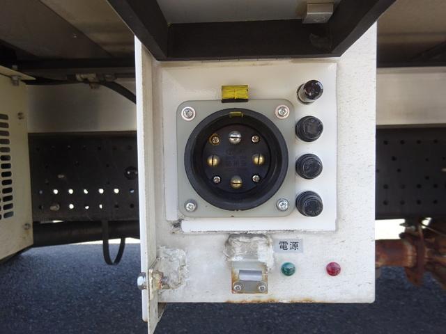 いすゞ H27 フォワード 低温冷凍車 格納PG 画像14