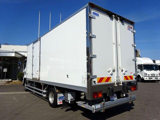 いすゞ H27 フォワード 低温冷凍車 格納PG 画像8