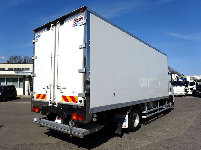 いすゞ H27 フォワード 低温冷凍車 格納PG 画像6