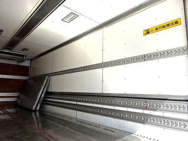 日野 H19 レンジャー ワイド 低温冷凍ウィング PG付 画像12