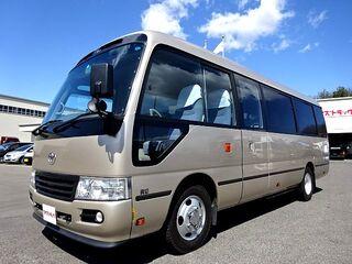 H26 コースター マイクロバス EX