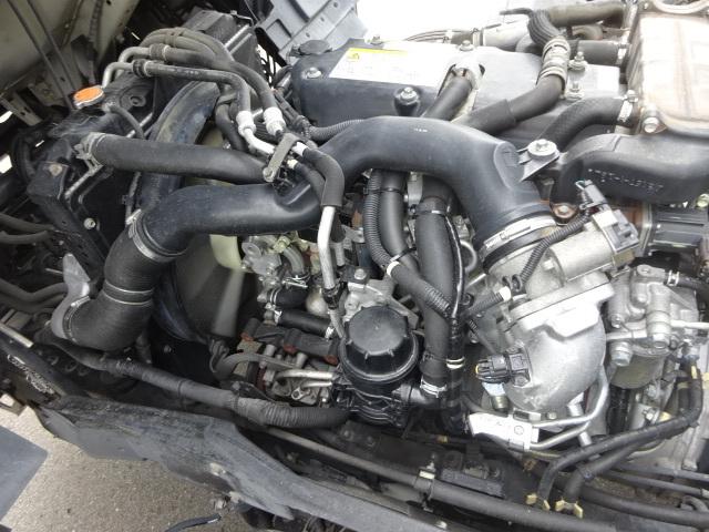 いすゞ H23 フォワード ワイド アルミウィング 格納PG 画像22