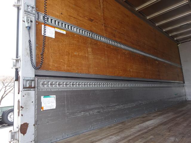 いすゞ H23 フォワード ワイド アルミウィング 格納PG 画像10