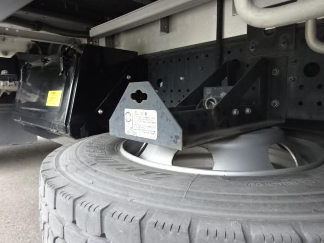いすゞ H23 フォワード ワイド アルミウィング 格納PG 画像20