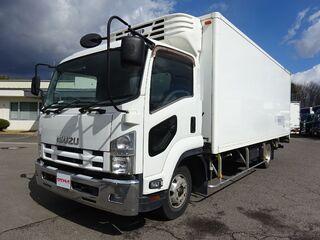 H24 フォワード ワイド 低温冷凍車 PG付 車検付